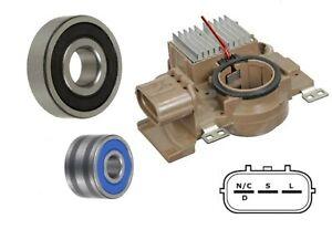 Alternator Repair Kit 2001-2005 Subaru Outback 3.0L Regulator Bearings Brushes