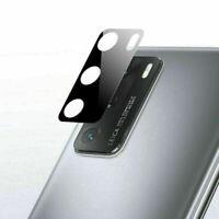 3D Kameraschutz Huawei P40 / Pro / Plus Hartglas 9H Panzerfolie Lens Schutzglas