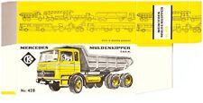 "GSPKW CKO 428 ORIGINAL ""DB MULDENKIPPER"" NUR BOX/ONLY BOX, NEU / NEW / NEUF !"