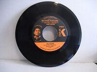 James Brown, Mother Popcorn Part 1 & 2, King Records 45-6245, 1969, Soul/Funk
