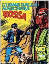 MISTER NO N. 9 Bonelli Editore 1° Edizione