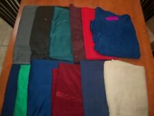 Felt Solids Fabric Large Pieces - 10+ Pounds - Quilting, Crafts, Masks - #35