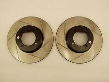 Datsun 240Z 70-73 Front Brake Brakes Sport Rotors Stop Tech performance 107/108