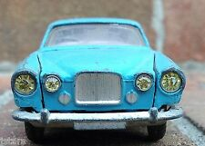 1961 1962 JAGUAR MARK X SALOON TOY CAR by CORGI TOYS, # 238, GREAT BRITAIN