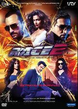 Race 2 - Official Bollywood Movie DVD ALL/0 Subtitles, Deepika Padukone, Saif Al