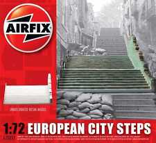"AIRFIX 1:72 KIT MONTATO IN RESINA SCALINATA ""EUROPEAN CITY STEPS"" 75017 serie 75"