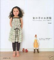 GIRL'S CLOTHES - Japanese Dress Pattern Book