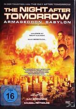 DVD - The Night After Tomorrow-Armageddon Babylon (2012) -- NEU --