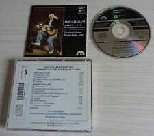 CD CLASSIQUE LUIGI BOCCHERINI QUINTETS IV V & VI THE ARTARIA QUARTET SAVINO