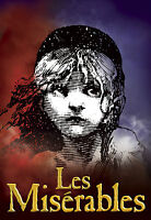 Vintage Les Miserable Musical Art METAL TIN SIGN POSTER WALL PLAQUE