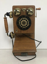 Spirit of St Louis Old-Fashion Antique Wood Phone Replica