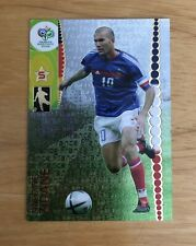 Panini Zinedine Zidane Soccer Trading Cards For Sale Ebay
