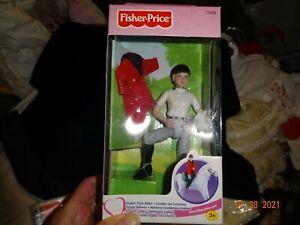 Fisher-Price english style  rider ,girl, #75269, Loving Family?many languages