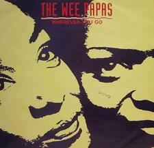 "The Wee Papas(12"" Vinyl)Wherever You Go-Big Orange Records-BOR 004-1994-Ex/VG"