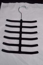 1 Tie and Belt Rack - Velvet - Non Slip - Free Shipping - Quality Made