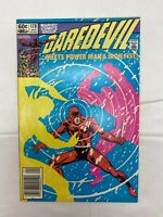 Daredevil the Man Without Fear # 178 Marvel comic