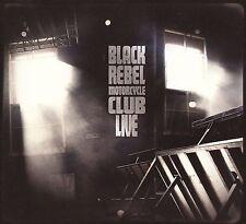 Live by Black Rebel Motorcycle Club (CD, Nov-2009, 3 Discs, Vagrant)