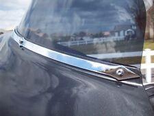 """Harley Touring Chrome """"Spear"""" Windshield Trim 1996-2013 FLHT FLHTC  FLHTCU FLHX"""