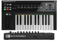 €369+IVA Native Instruments Komplete Kontrol S25 Tastiera Midi 25 Tasti