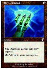 Sky Diamond LP 7th Seventh Edition MTG Magic Card Artifact Uncommon