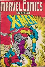 1988 Marvel Comics X-Men  Rage of Blastaar Comic Book, GI Joe Premium?