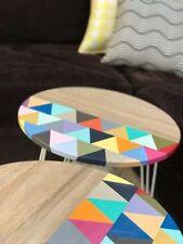 Oak Living Room Modern Tables