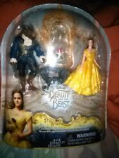 """BEAUTY AND THE BEAST Live Action Movie Enchanted Rose Scene 3.75"""" FIGURE"""