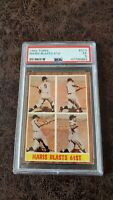 1962 Topps Roger Maris 61st HR #313 - PSA 5- New York Yankees