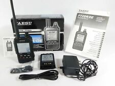 Yaesu FT2DR Dual-Band Handheld Ham Transceiver w/ Accessories (nice)