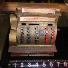 Vintage Metal Cash Register Bank