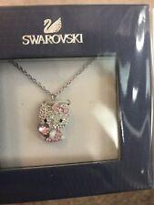 100% Authentic BNIB Unopened Genuine Swarovski Hello Kitty Necklace