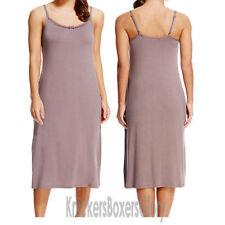 Marks and Spencer Patternless Chemises Nightwear for Women