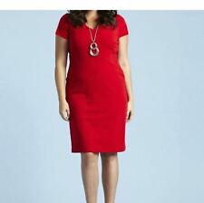 Jersey Patternless Formal Plus Size Dresses for Women