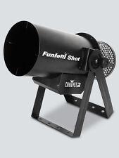 Chauvet DJ Funfetti-Shot Confetti Cannon Launcher Included Wireless Remote