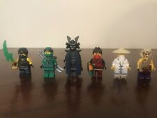 Lego Ninjago: Lloyd, Tournament Cole, Kai, Lord Garmadon, Sleven, Sensai Wu