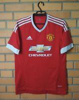 Manchester United Jersey 2015 2016 Home MEDIUM Shirt Adidas Trikot Maglia Soccer