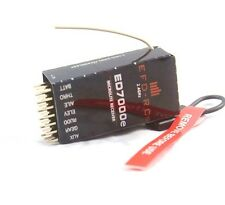 ED7000e AR6100E 2.4GHz 6 channel 6CH RC Receiver Support DX5e,DX6i,DX7,DX8,DX9..