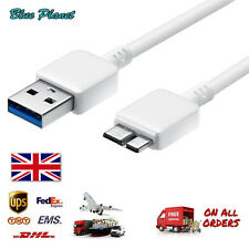 USB 3.0 DATA TRANSFER CABLE LEAD FOR TOSHIBA PORTABLE HARD DRIVE