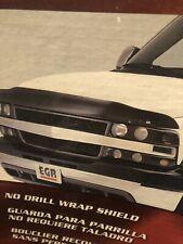 EGR 301221 Superguard Matte No Drill Truck Hood Shield GMC Chevrolet, +88-99 New