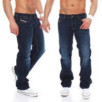 Diesel Jeans Larkee 0831T Regular Straight dunkelblau NEU - WOW