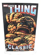 The Thing Classic Volume 1 Collects #1-10 1983 John Byrne Marvel Comics New TPB