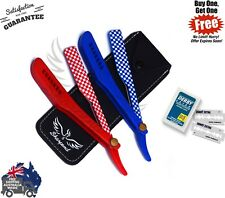 Buy 1Get 1 Free Classic Shaprned Straight Razor, Shavette for Barbers, Personal