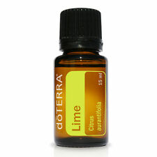 doTERRA Lime Pure Essential Oil 15ml Cooking Drinks Cleanse Purify Citrus Energy