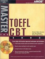 Arco Master the TOEFL CBT 2003 (With CD-ROM)