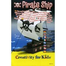 Nave Pirata - Pirate Ship Faber Castell - Creativity for Kids