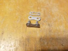 """KMC Rust Buster 1/2"""" X 1/8"""" Bicycle Chain Connecting Link - Master Link"""