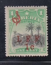 Liberia # M6 MNH LFF 1916 Military