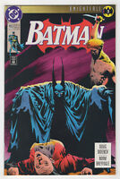Batman #493 (May 1993, DC) [Knightfall, Zsasz] Moench Breyfogle Kelley Jones m