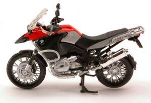 Model motorcycle Maisto BMW R1200GS 1:12 vehicles Motor Bike
