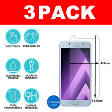 For Samsung Galaxy A5 (2017) Tempered Glass Screen Protector - CRYSTAL CLEAR
